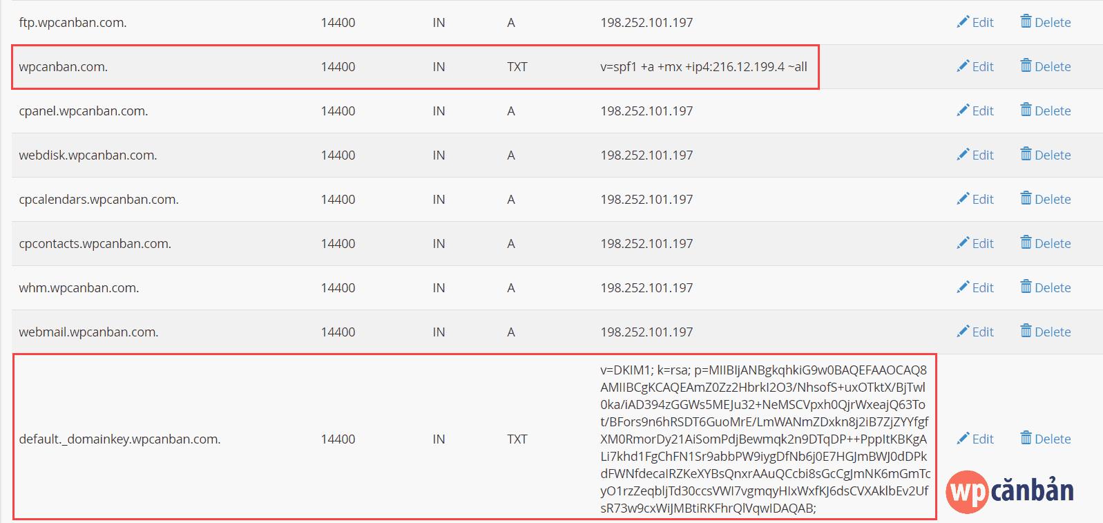 record-dkim-va-spf-trong-cpanel
