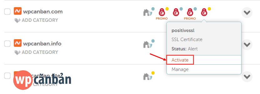click-vao-nut-activate-positive-ssl