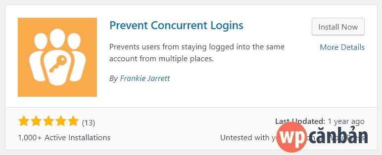 cai-dat-va-kich-hoat-plugin-prevent-concurrent-logins