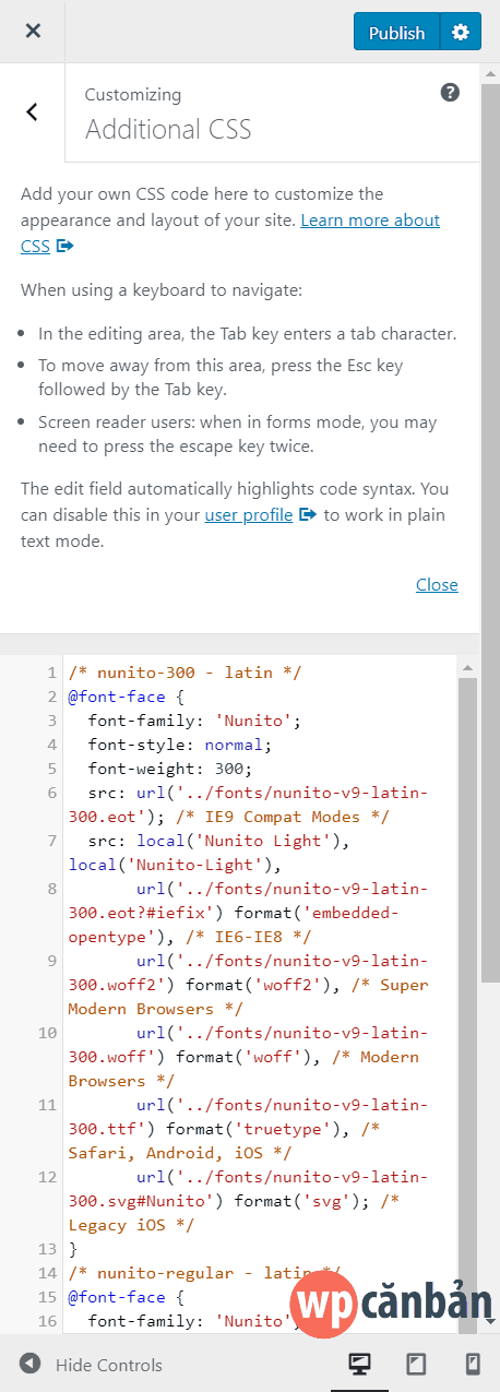 additional-css-google-fonts