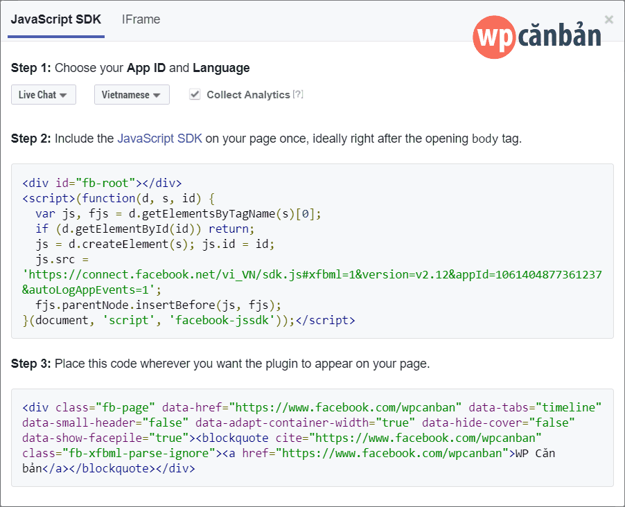 copy-code-widget-facebook-page