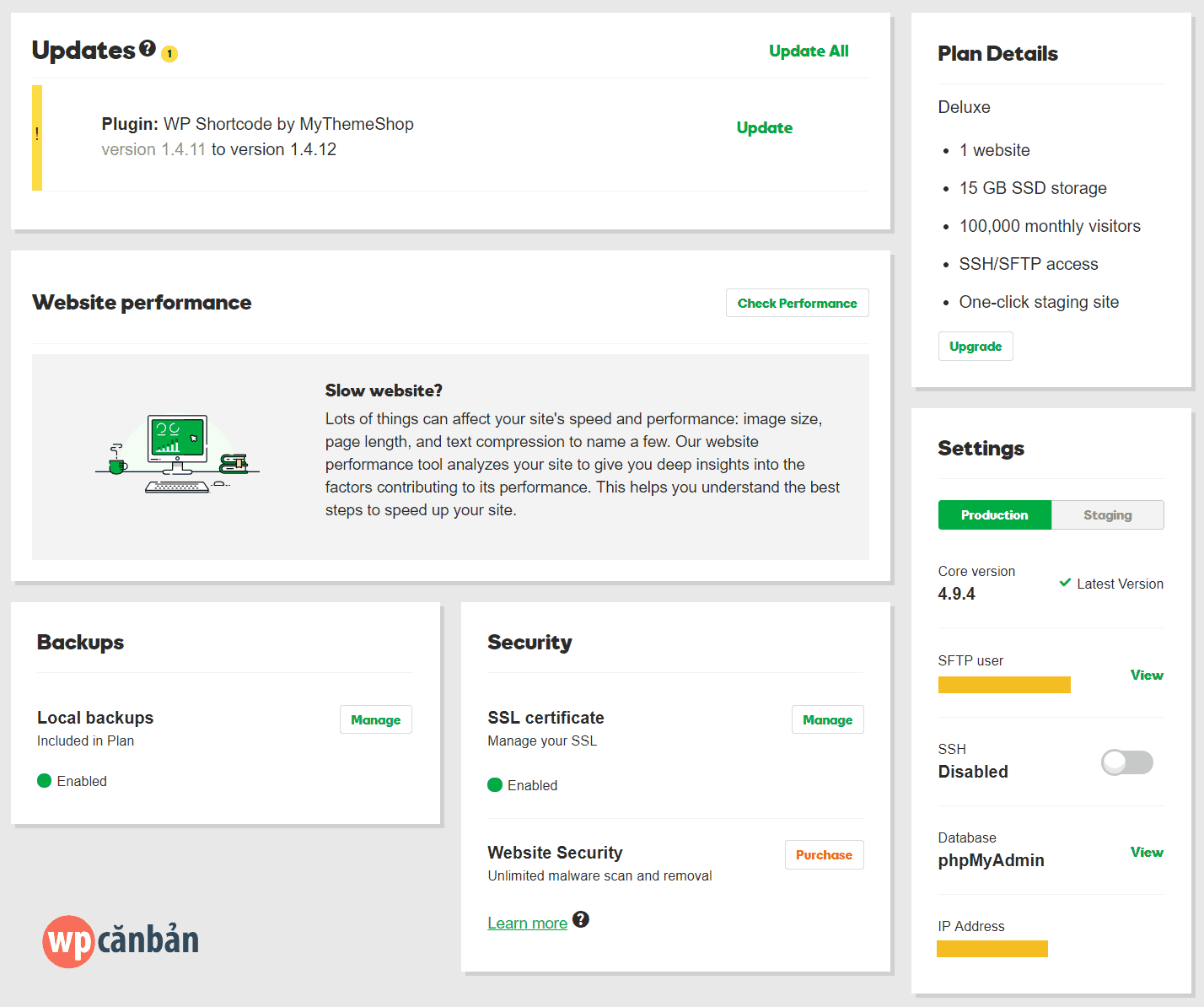 giao-dien-quan-ly-hosting-godaddy