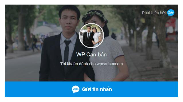 zalo-page-widget