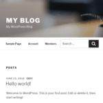 Hướng dẫn chèn khung tìm kiếm vào menu trong WordPress