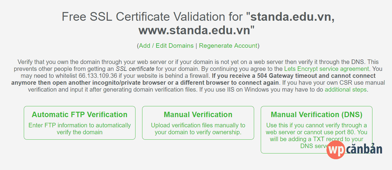 free-ssl-certificate-validation