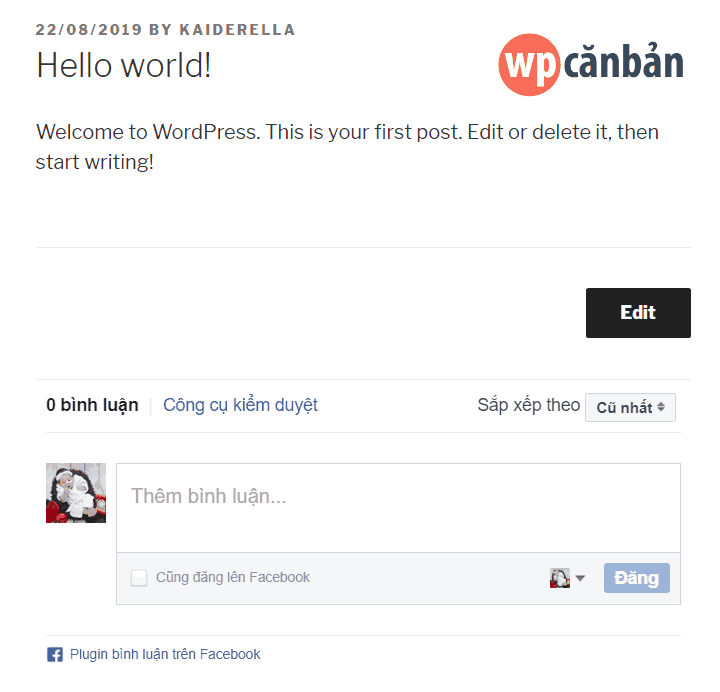 demo-facebook-comments-cho-wordpress