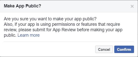 make-app-public