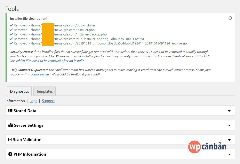 installer-file-cleanup