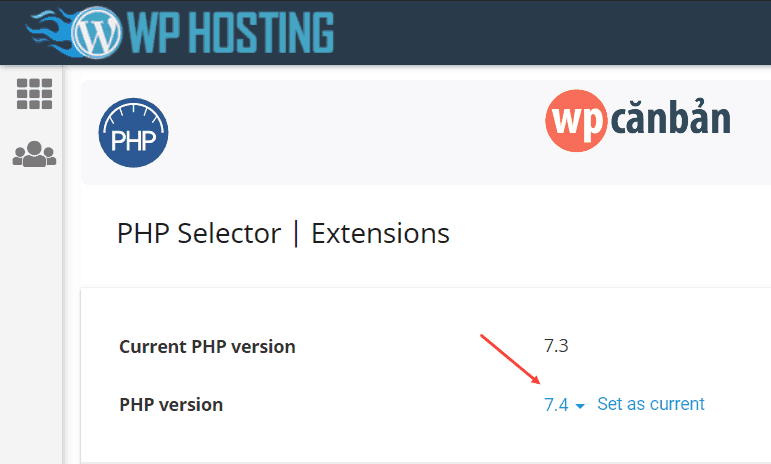 php-version-set-as-current