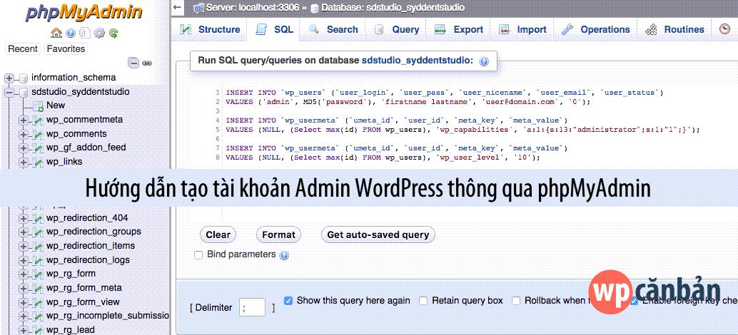 huong-dan-tao-tai-khoan-admin-wordpress-thong-qua-phpmyadmin