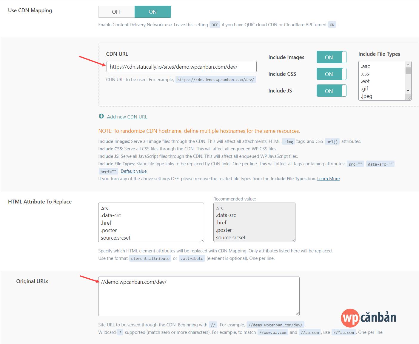 thiet-lap-statically-cdn-trong-litespeed-cache