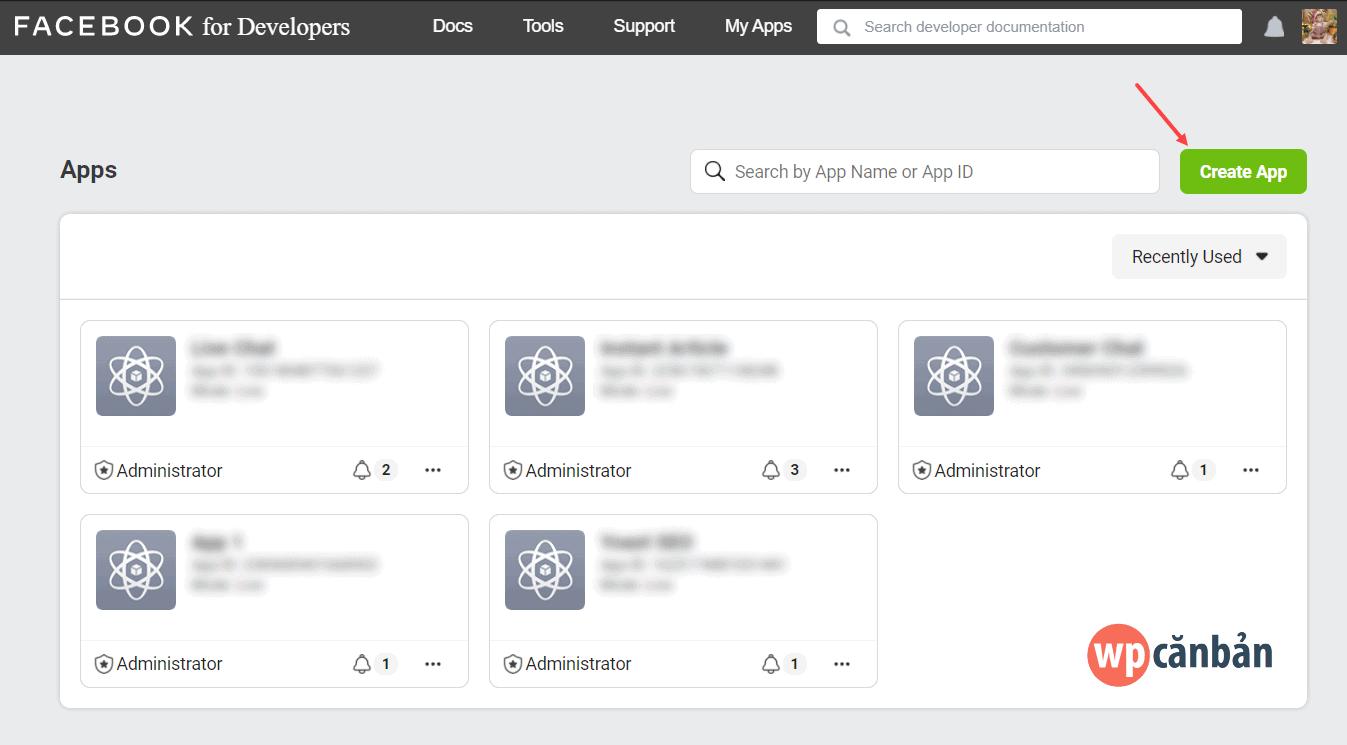 click-vao-nut-create-app