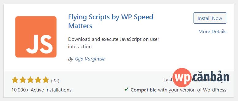 cai-dat-va-kich-hoat-plugin-flying-scripts-by-wp-speed-matters