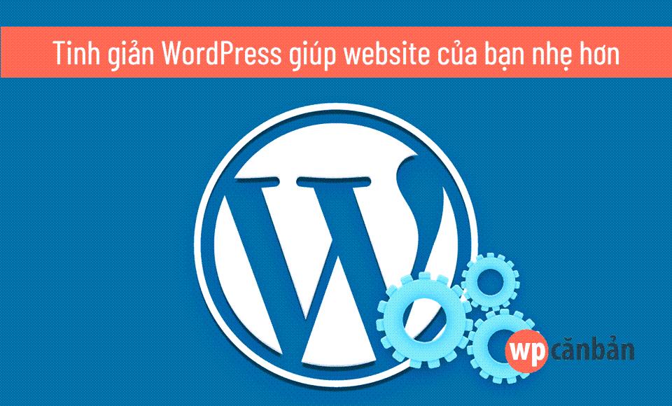 tinh-gian-wordpress-giup-website-nhe-hon