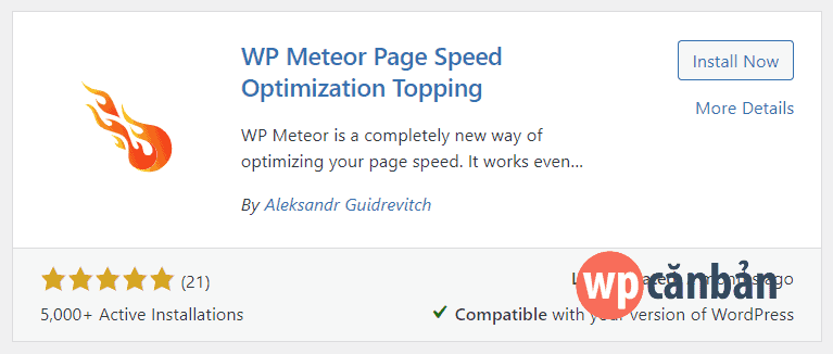 cai-dat-va-kich-hoat-plugin-wp-meteor-page-speed-optimization-topping