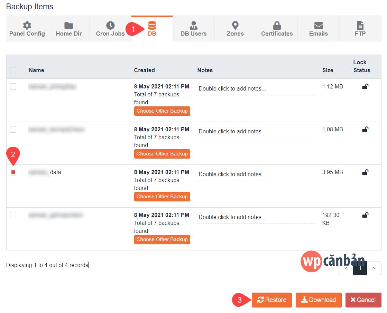restore-database-bang-jetbackup-trong-directadmin