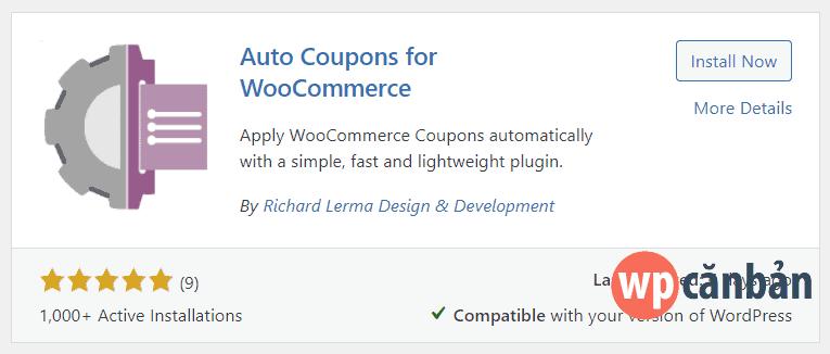 cai-dat-va-kich-hoat-plugin-auto-coupons-for-woocommerce
