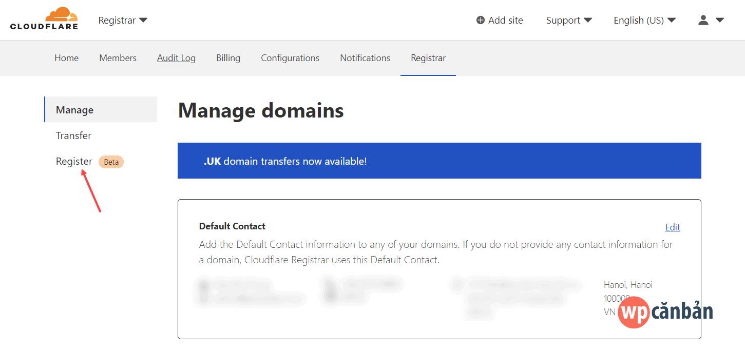 click-tiep-vao-muc-registrar-beta
