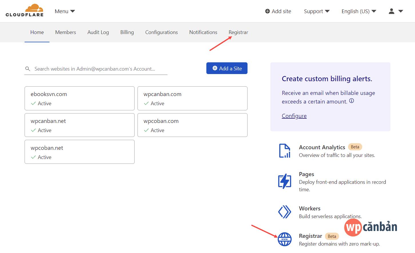 click-vao-muc-registrar